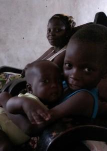 Natacha,Elisee & Baby