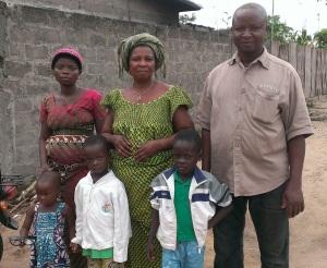 Elisee Biological Family